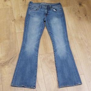 American Eagle bootcut Jean's